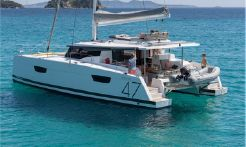2021 Fountaine Pajot Saona 47