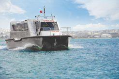 2016 Custom Hybrid Catamaran