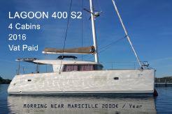 2016 Lagoon 400 S2
