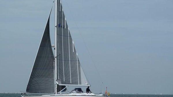 Bavaria 42 Ocean Bavaraia 42 Ocean sailing