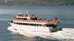 2003 Black Sea Double Deck Excursion Vessel