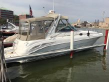 2000 Sea Ray 340 Sundancer