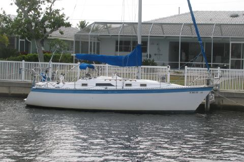 1986 Hunter Sloop