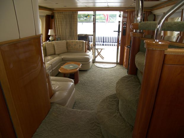 2001 Viking Sport Cruisers BoatsalesListing Massachusetts