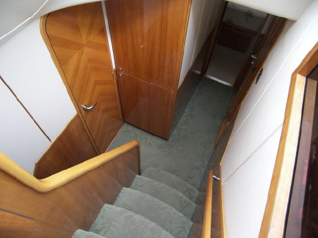 2001 Viking Sport Cruisers BoatsalesListing Maine