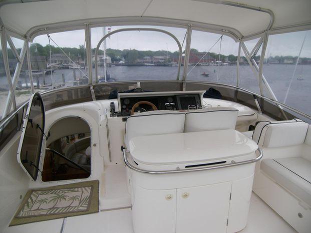 2001 Viking Sport Cruisers Broker New England