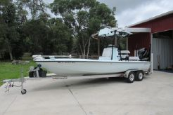 2017 Yellowfin 24 CE with Upper Station