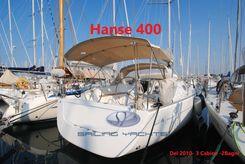 2010 Hanse Hanse 400