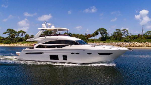 Princess Flybridge 68 Motoryacht Profile