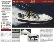 2000 Seastrike 205
