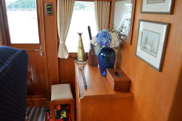 2000 Grand Banks Broker BoatsalesListing