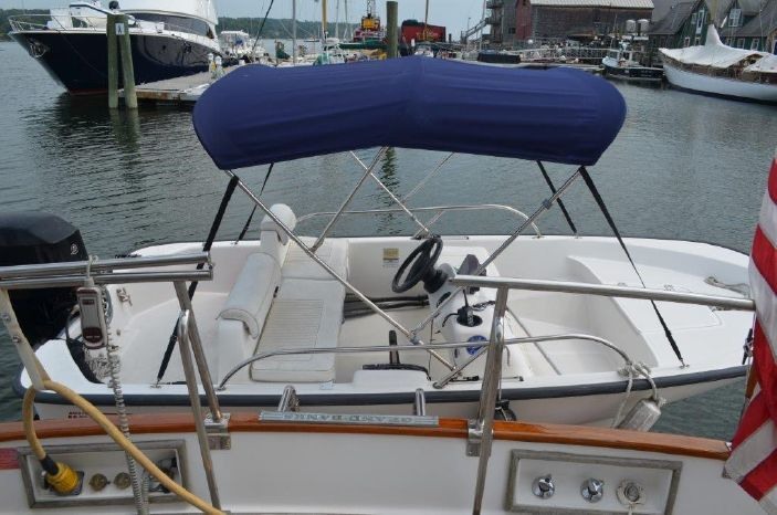2000 Grand Banks BoatsalesListing Massachusetts