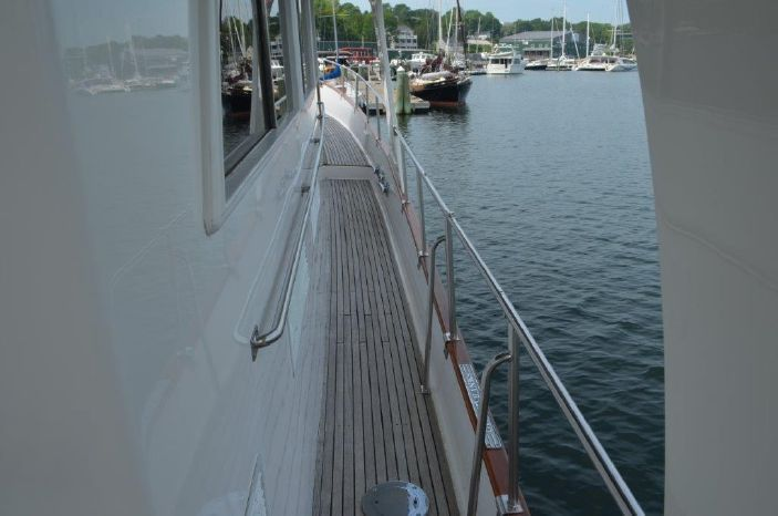 2000 Grand Banks BoatsalesListing Maine
