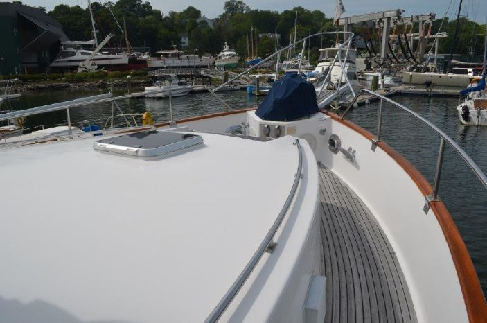 2000 Grand Banks BoatsalesListing New England