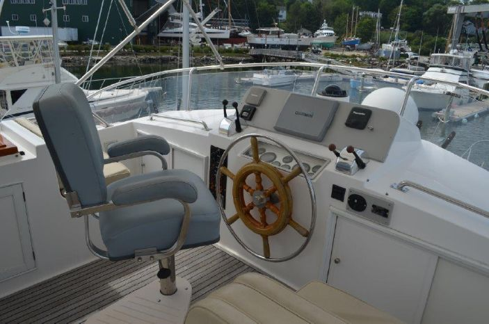 2000 Grand Banks For Sale Broker