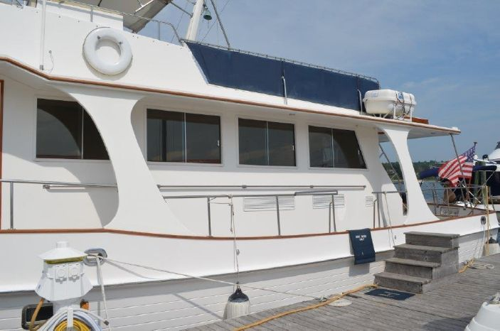 2000 Grand Banks BoatsalesListing Sell