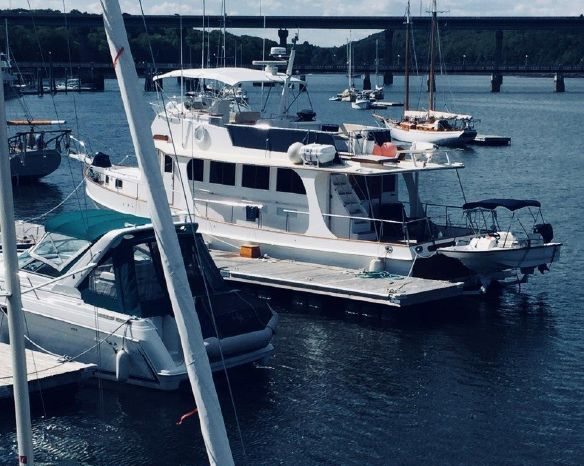 2000 Grand Banks BoatsalesListing Rhode Island