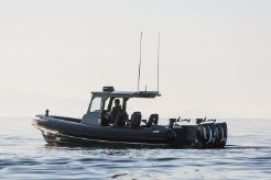 2021 32' Loki Rb-10 RIB RHIB Tender Adventure Boat