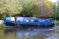 1982 Narrowboat 30' Harborough Marine