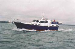 1995 Aquastar Nelson 43