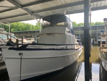 1989 Grand Banks 46 Heritage CL