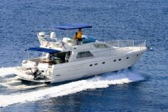 1987 Ferretti Yachts 52-7