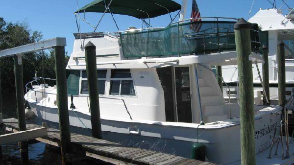 Mainship 39 Trawler