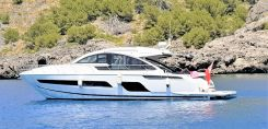 2018 Fairline Targa 53 OPEN