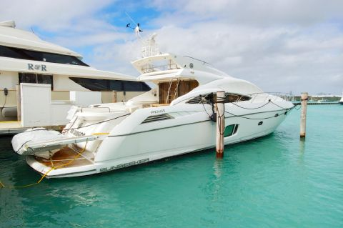 2010 Sunseeker 74 Sport Bridge