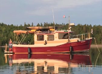 2013 Ranger Tugs R27