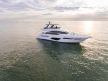 2020 Princess 70 Flybridge