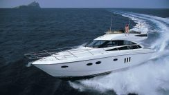 2007 Viking Princess Flybridge