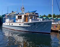1956 Classic Star Shipyards Mission Yacht