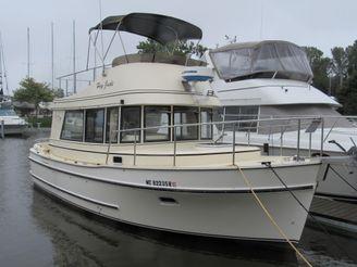 2005 Camano 31 Troll Trawler