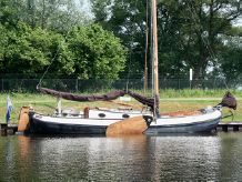 1901 Custom Dutch Barge