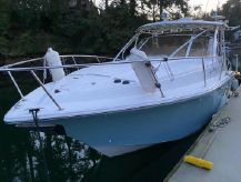 2008 Fountain Sport Fish Cruiser 33