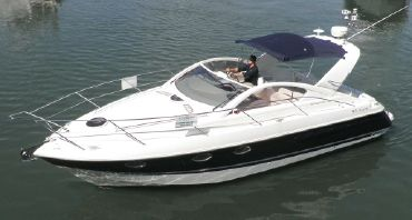 2001 Fairline Targa 34