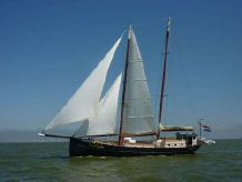 1883 Sail Yacht Schooner
