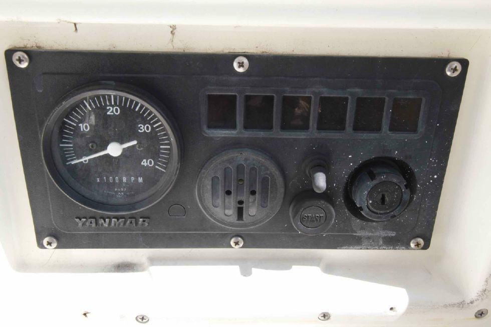 Pacific Seacraft Dana 24 Tach Ignition