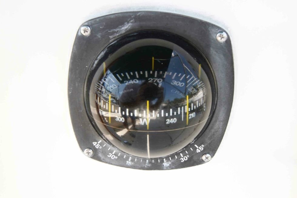 Pacific Seacraft Dana 24 Compass Bulkhead Mount