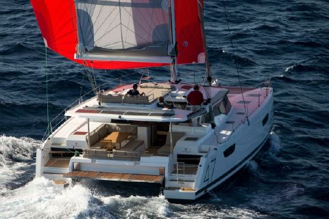 2017 Fountaine Pajot Saona 47
