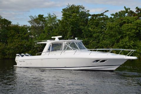 2010 Intrepid 39 SY with Seakeeper Gyro - SHARON ANN