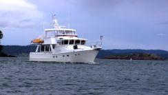 2008 Selene 55 Widebody Ocean Trawler