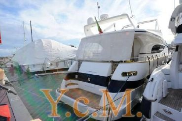 1998 Benetti Sail Division 70 fly