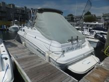 2002 Wellcraft 2600 Martinique w Trailer
