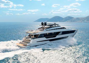 2022 Ferretti Yachts 1000