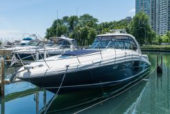 2005 Sea Ray 420 Sundancer