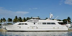 1990 Broward Raised Pilothouse MY