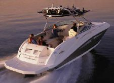 2007 Sea Ray 260 Sundeck
