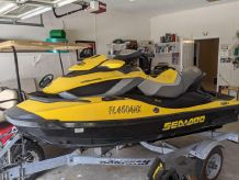 2009 Sea-Doo RXT 255 is